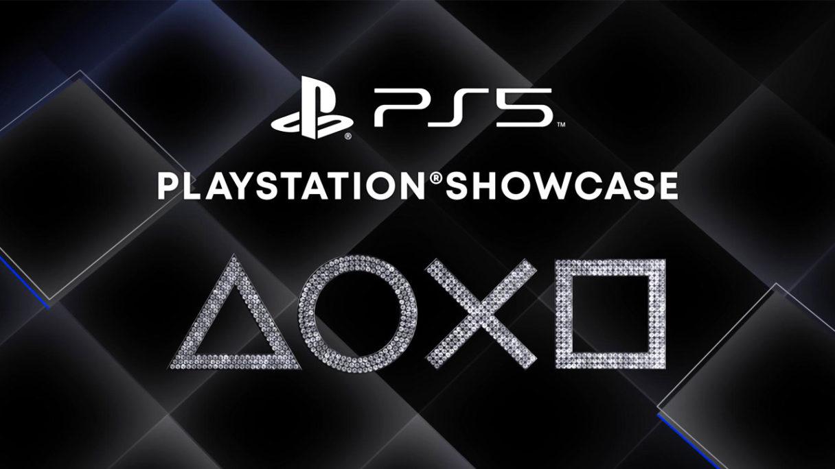 PlayStation Showcase 2021 - logo konferencji