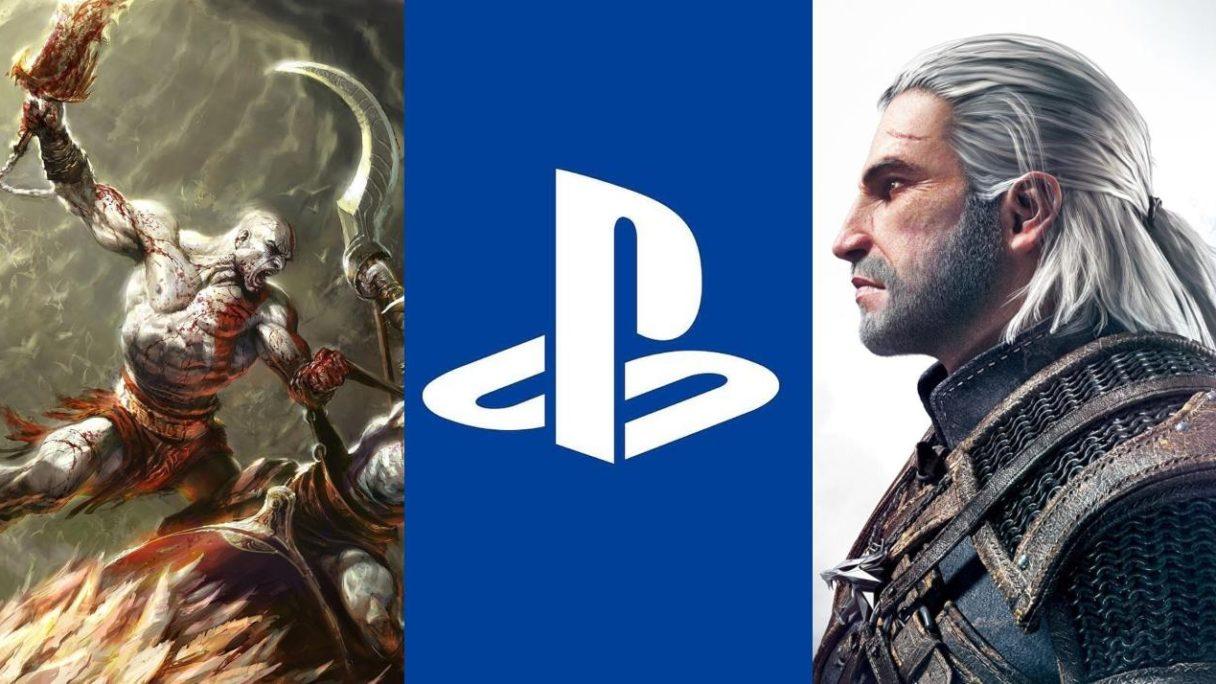 PlayStation, Wiedźmin i God of War - DOGRYWKA