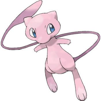 Pokemon 151 Mew - PG