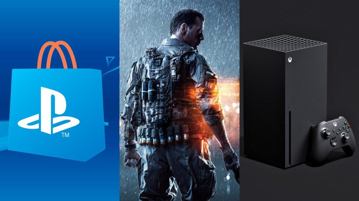 Promocje dnia - PS Store, Battlefield 4 i Xbox Series X