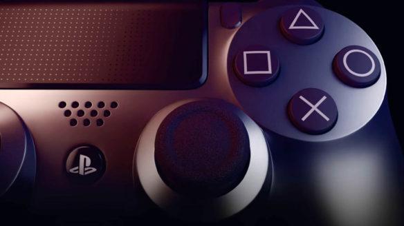 Kontroler od PS4 - DualShock 4