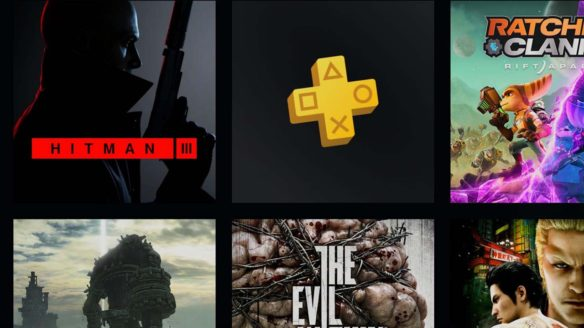 Aktualizacja PS5 - fragment zmienionej biblioteki