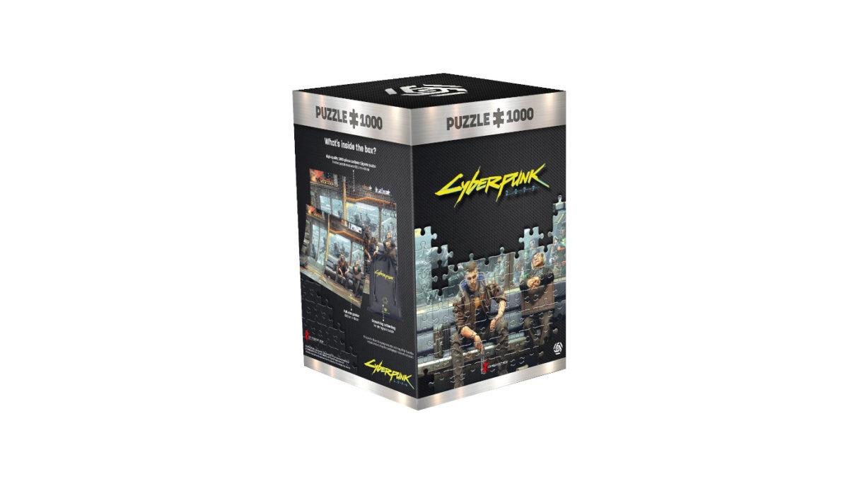 puzzle Cyberpunk 2077 metro