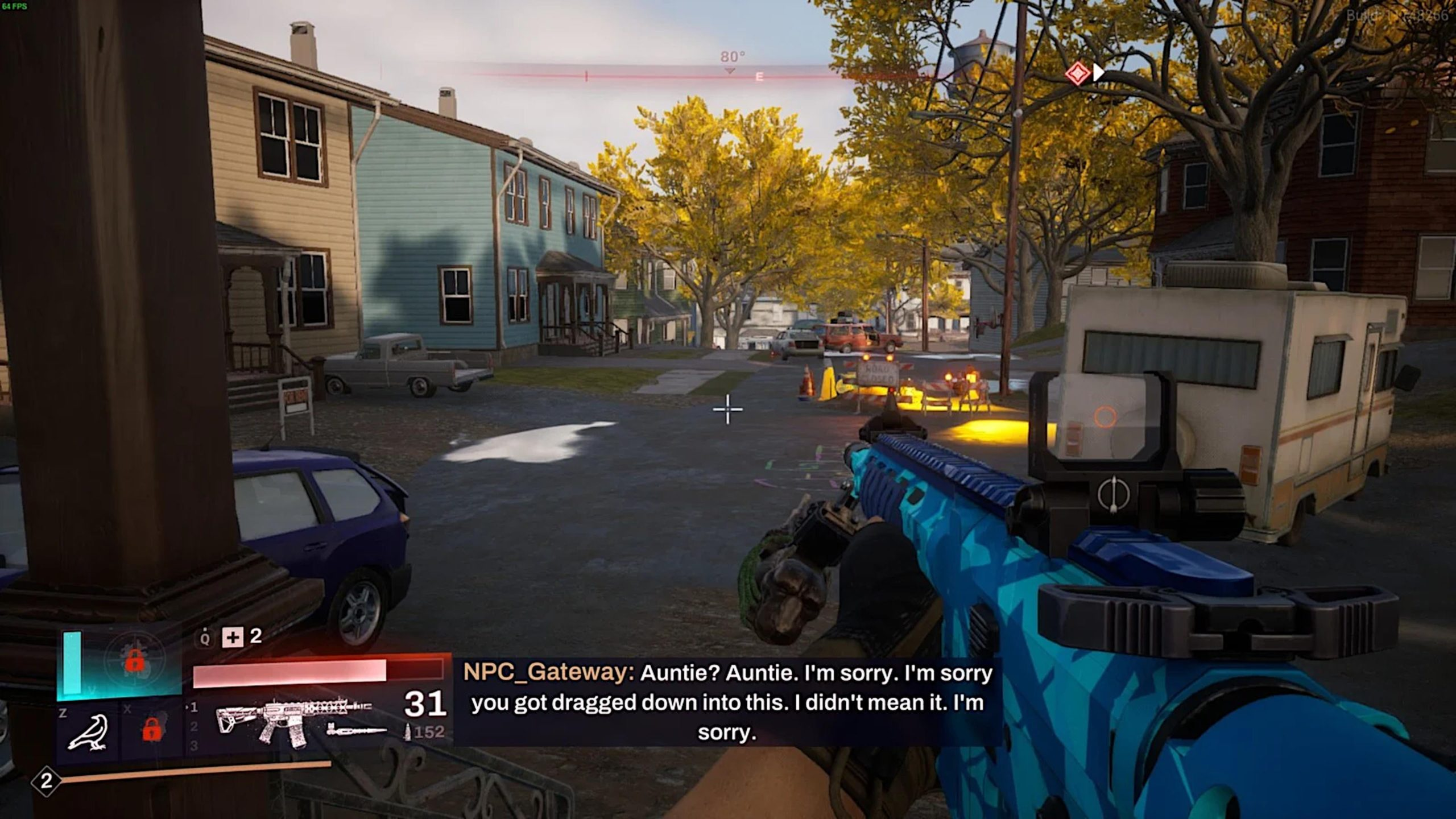Redfall - zrzut ekranu 5