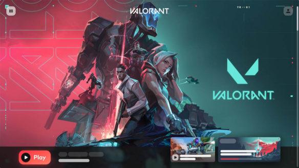 Riot Games - klient