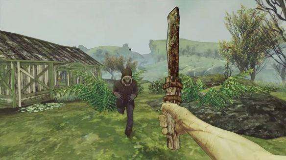 Shadows of Kurgansk konsole gameplay