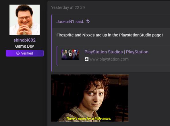 Plotki o PlayStation na forum ResetEra - zrzut ekranu 1