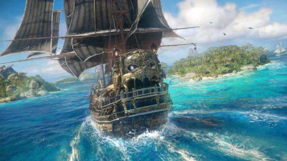 Skull & Bones - zrzut ekranu