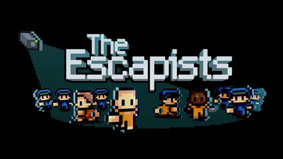 The Escapists logo - darmowe gry na Epic Games Store - PG