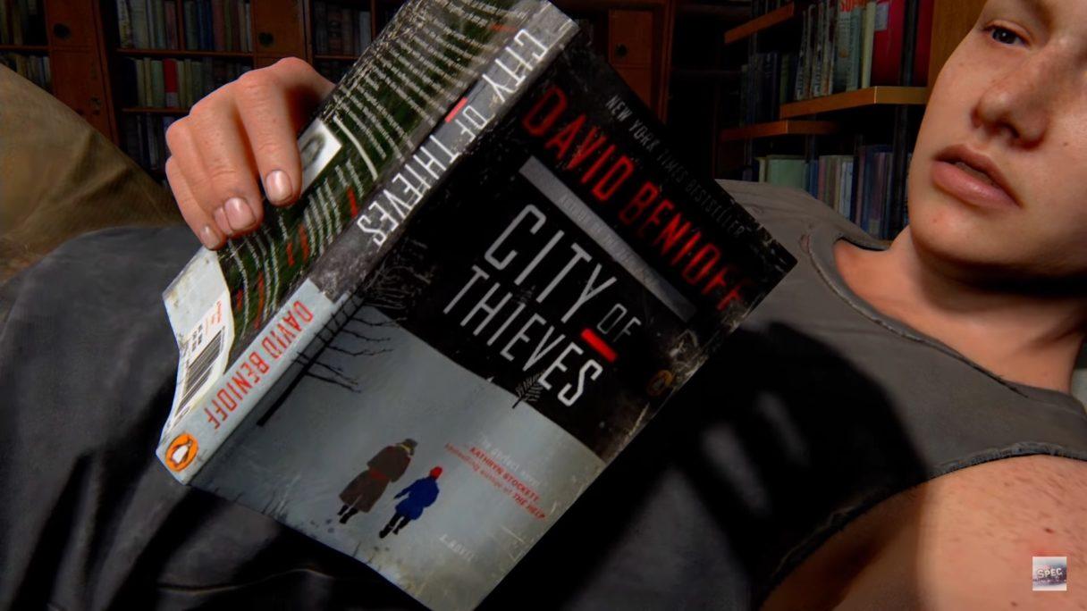 The Last of Us 2 książka