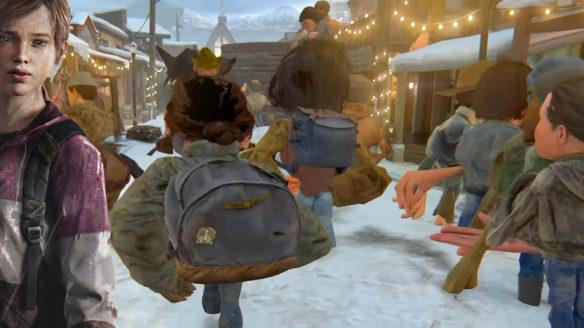 The Last of Us 2 z modami