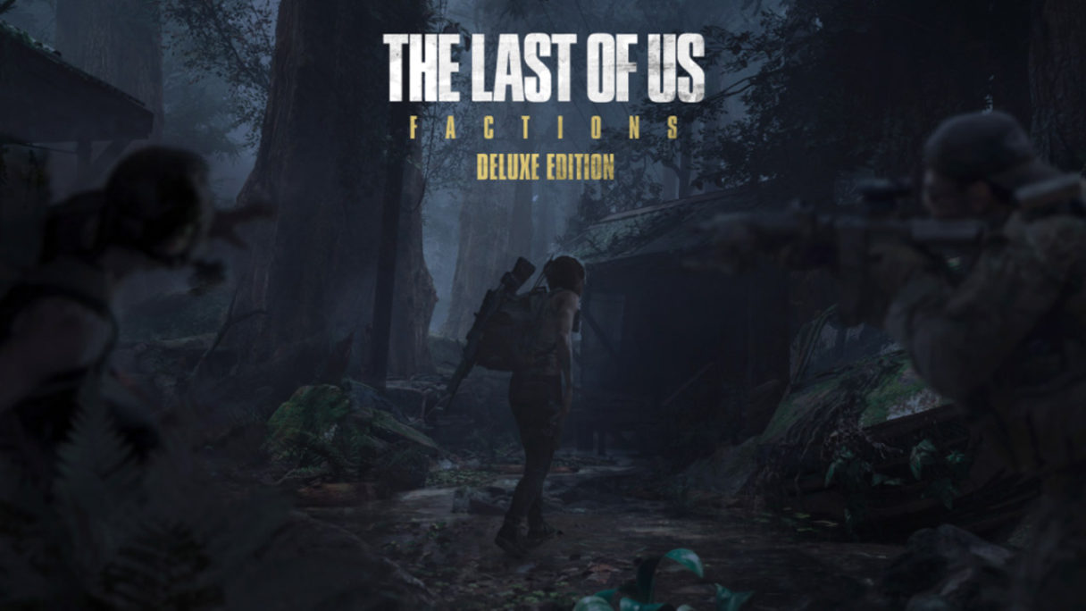 The Last of Us: Factions - grafika z Deluxe Edition