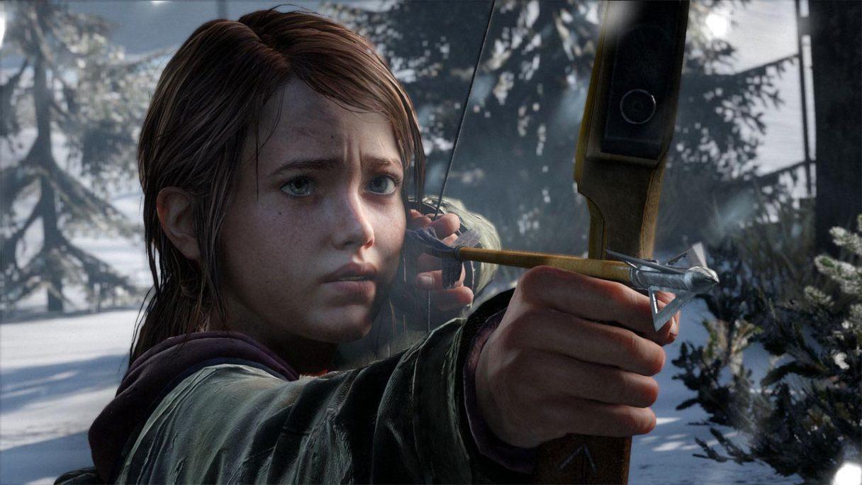 Serial i gra The Last of Us - Ellie