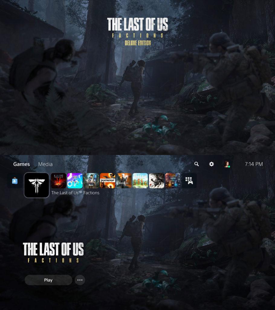 The Last of Us: Factions - wyciekłe grafiki