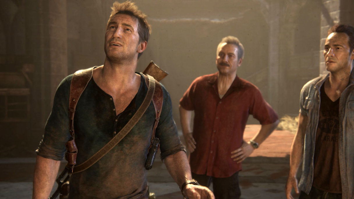Uncharted Legacy of Thieves Collection - zrzut ekranu