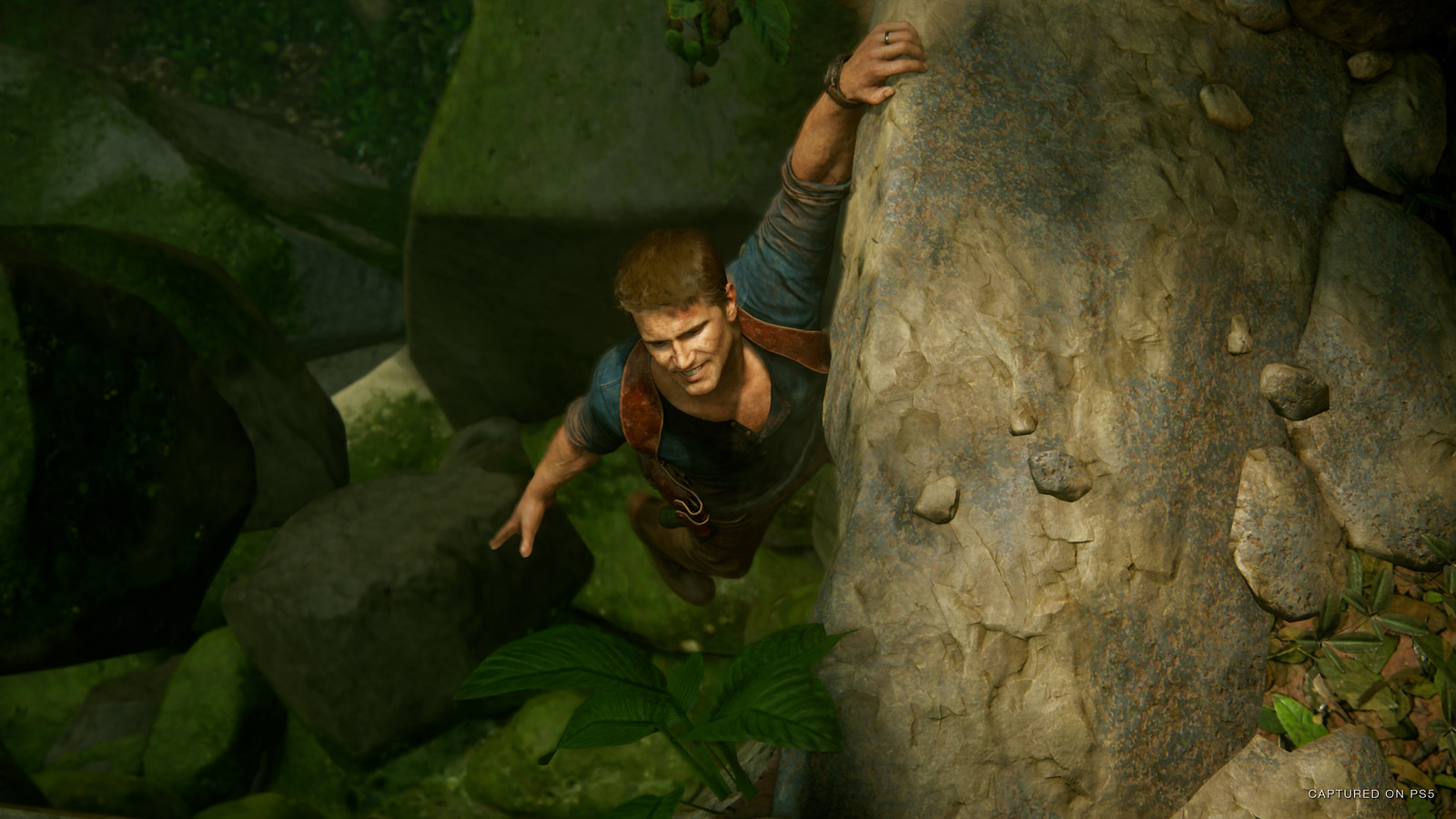 Uncharted Legacy of Thieves Collection - zrzut ekranu 4