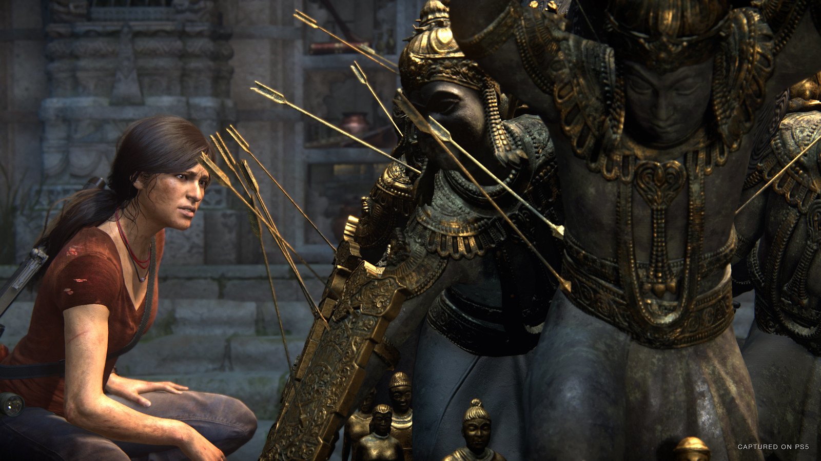 Uncharted Legacy of Thieves Collection - zrzut ekranu 5