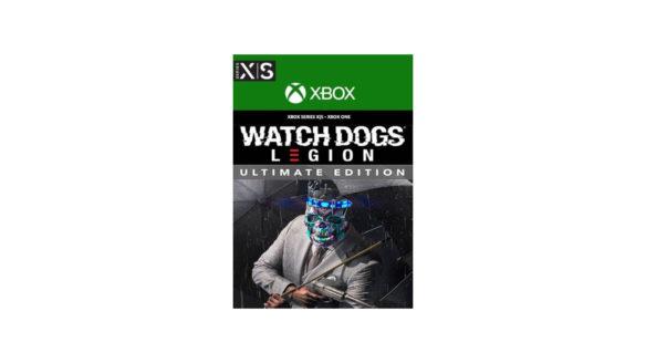 Watch Dogs Legion Ultimate Edition Xbox