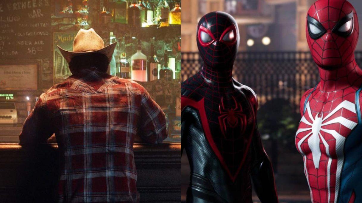 Marvel's Spider-Man 2 i Wolverine od PlayStation oraz Insomniac Games