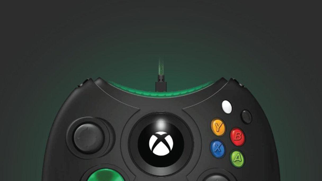 Kontroler Xbox Duke od Hyperkin