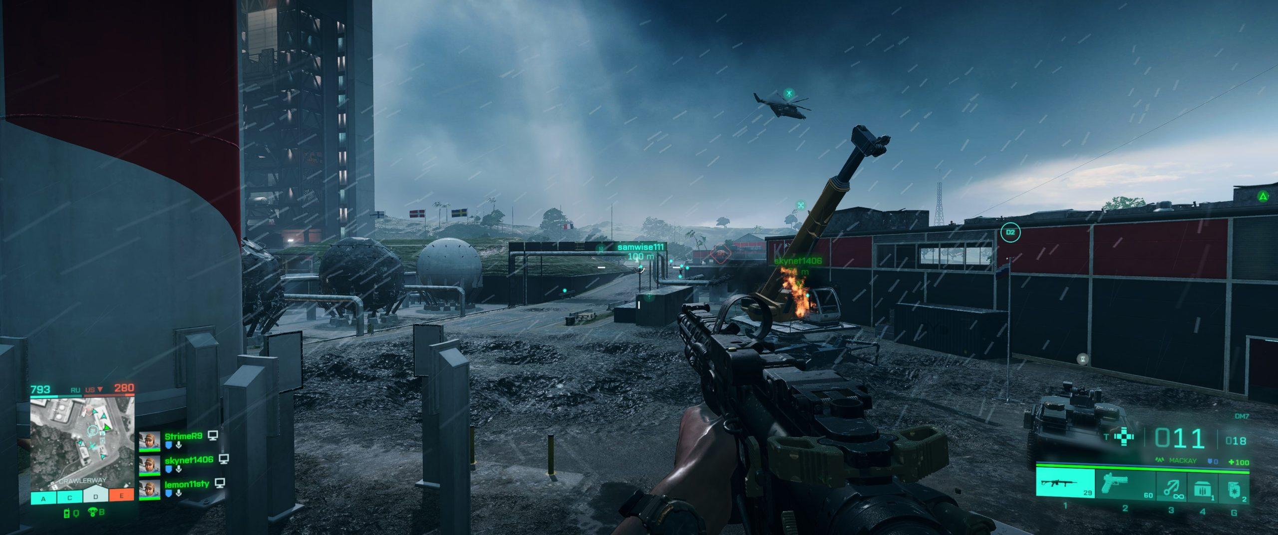 Battlefield 2042 - zrzut ekranu1