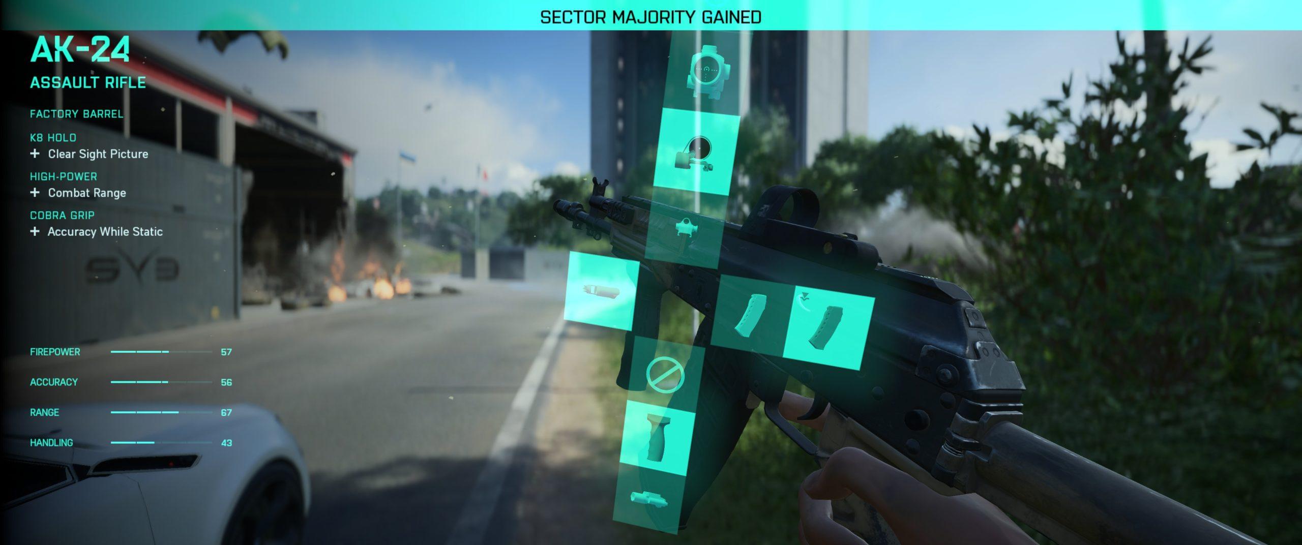 Battlefield 2042 - zrzut ekranu2