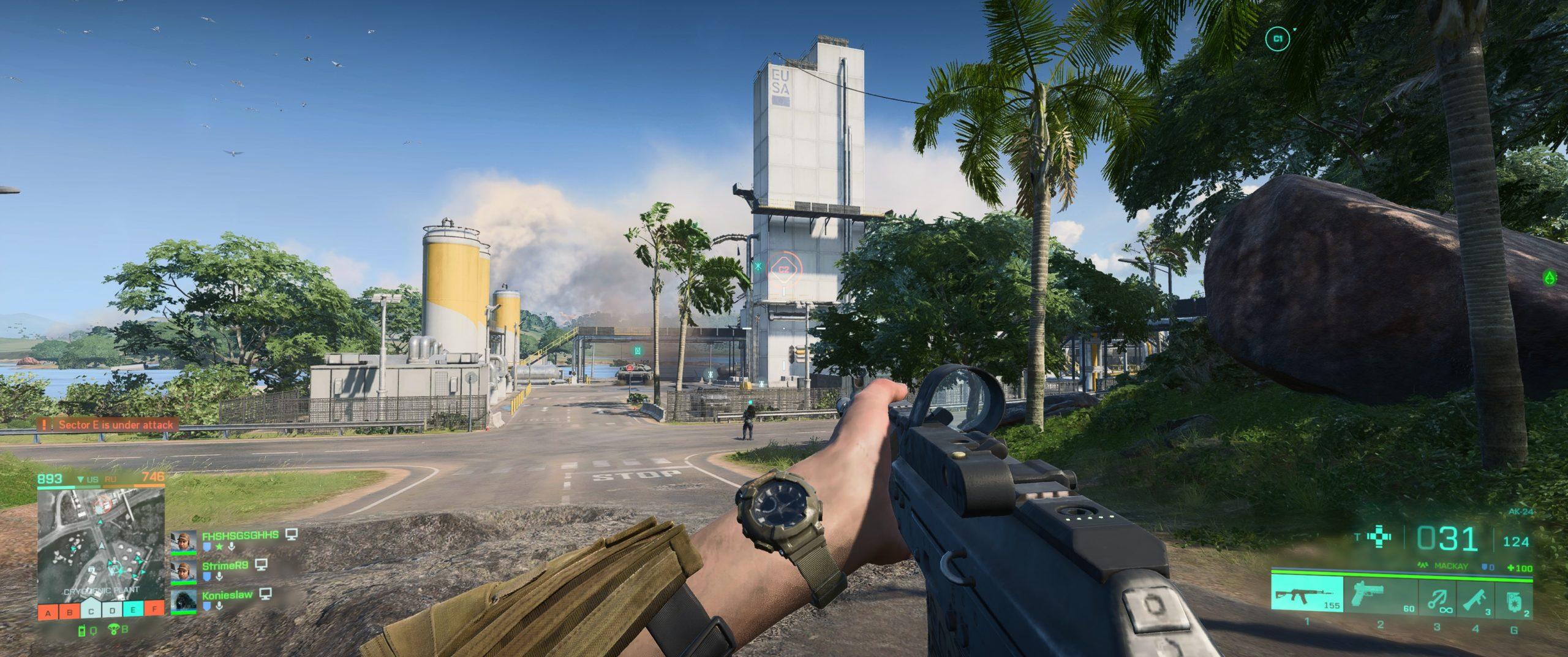 Battlefield 2042 - zrzut ekranu3