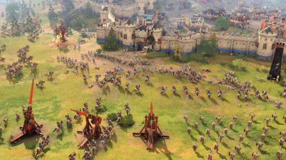 Age of Empires IV - zrzut ekranu