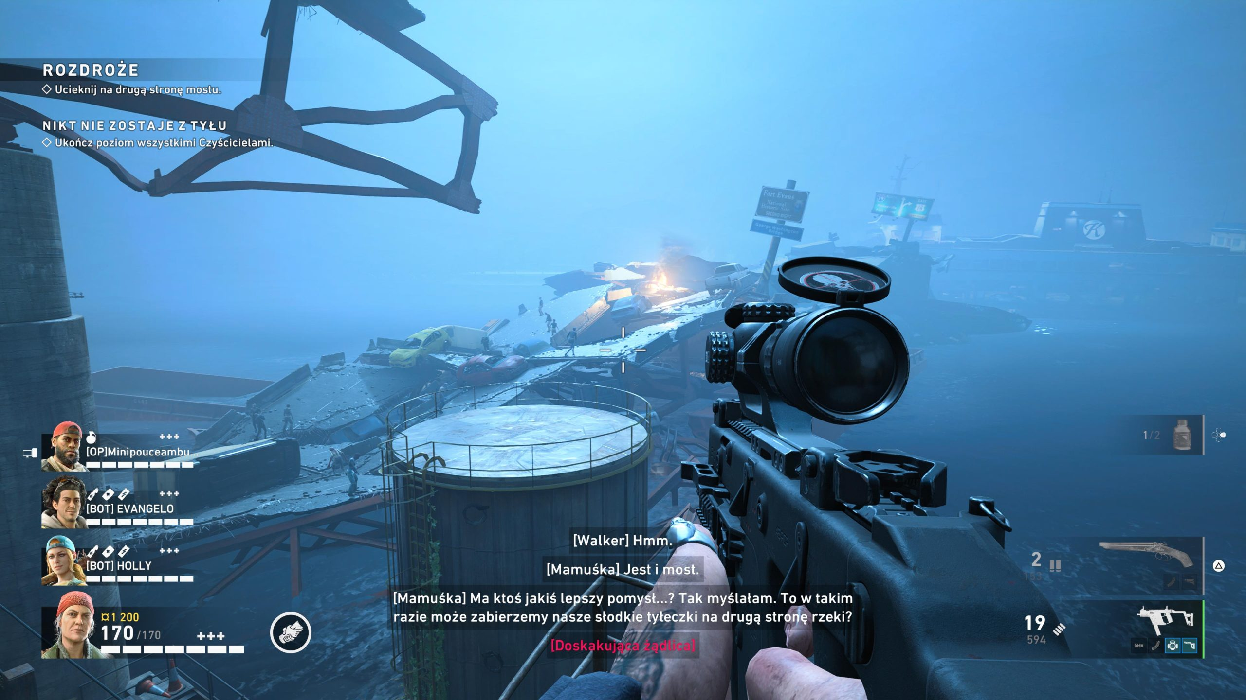 Back 4 Blood - zrzut ekranu 4