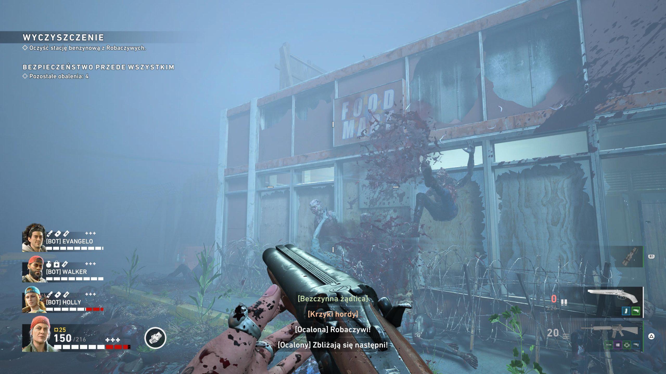 Back 4 Blood - zrzut ekranu 3