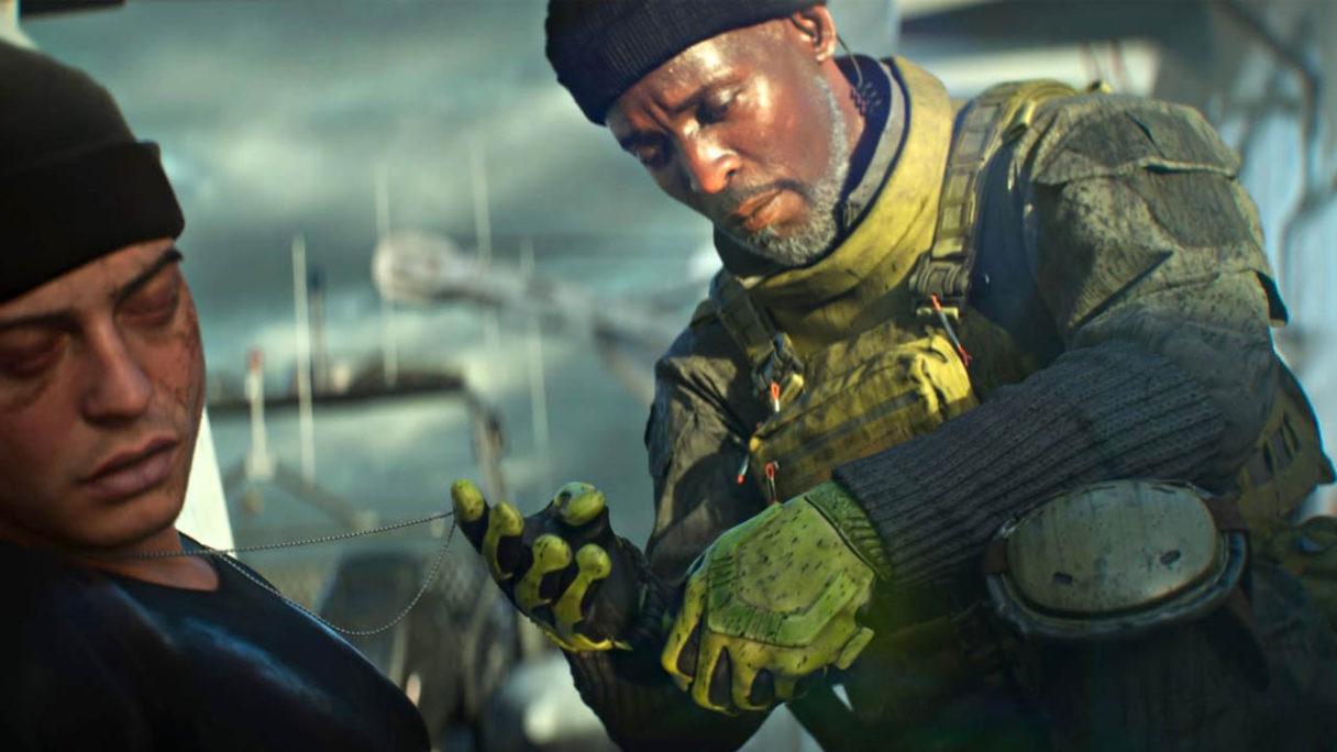 Battlefield 2042 - grafika z postaciami