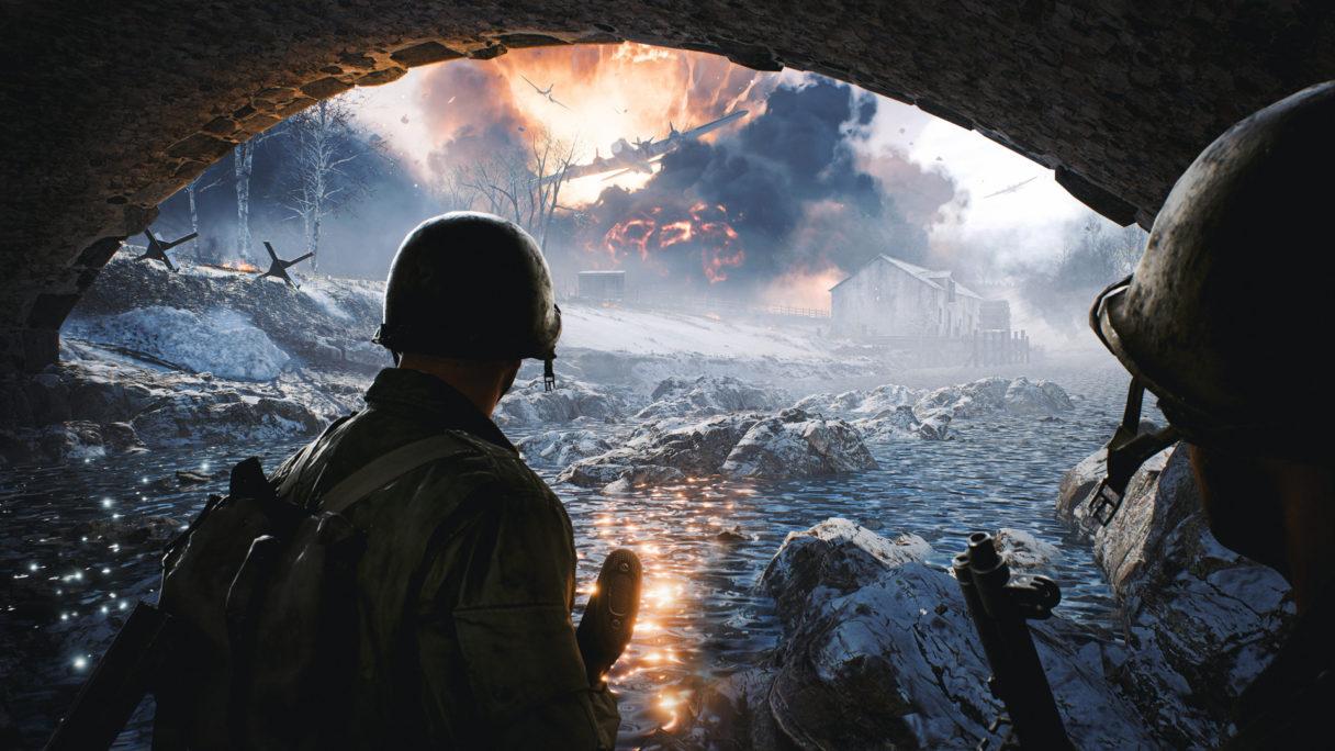 Battlefield 2042 żołnierz