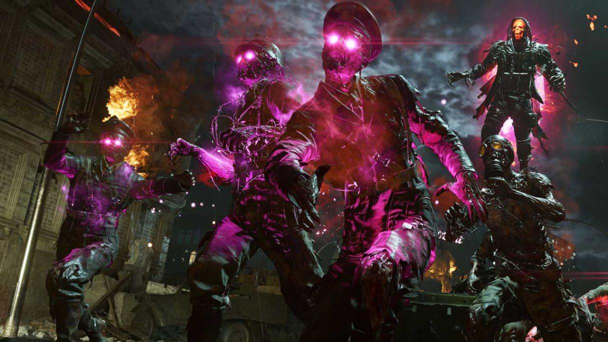 Call of Duty Black Ops Cold War Zombies - zrzut ekranu