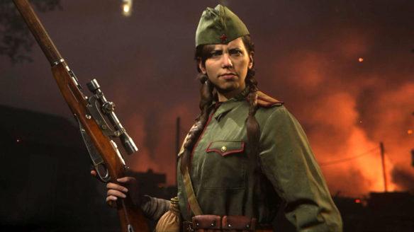 Call of Duty Vanguard - Polina