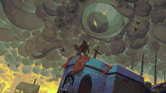 Eldest Souls - cover art - PG