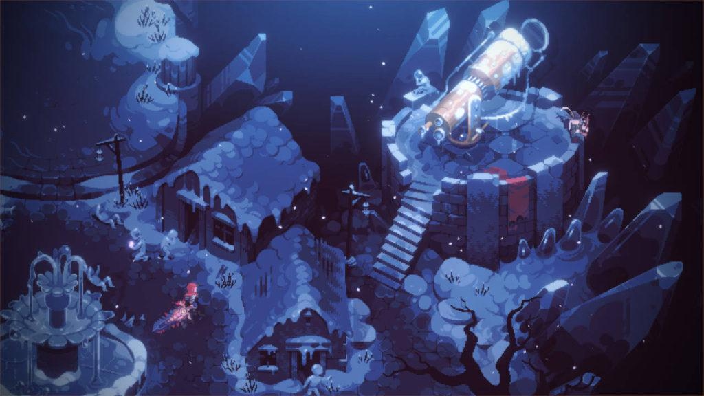 Eldest Souls - teleskop - PG