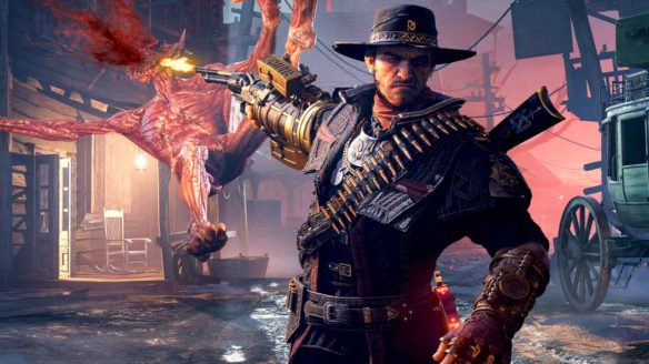TOP 10 gier - Evil West - grafika