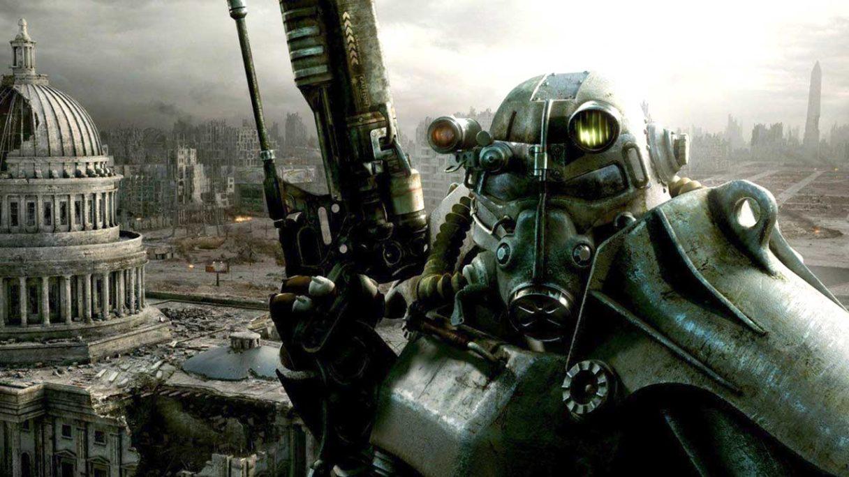 Fallout 3 - grafika