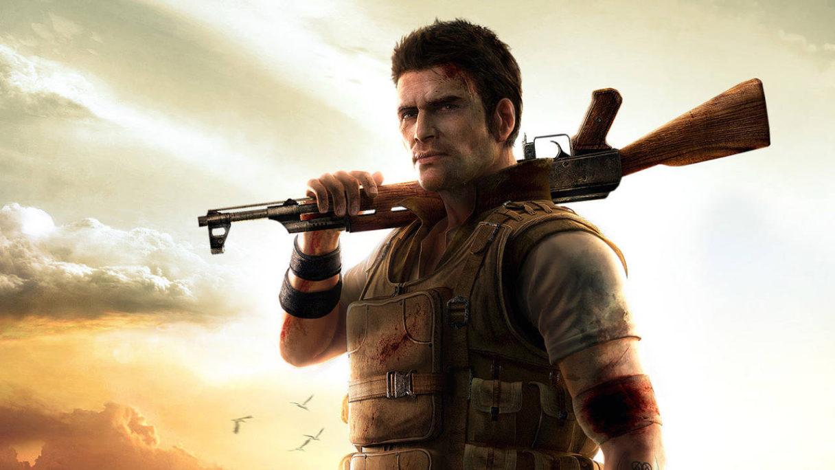 Far Cry 2 - główny bohater AK-47 - PG