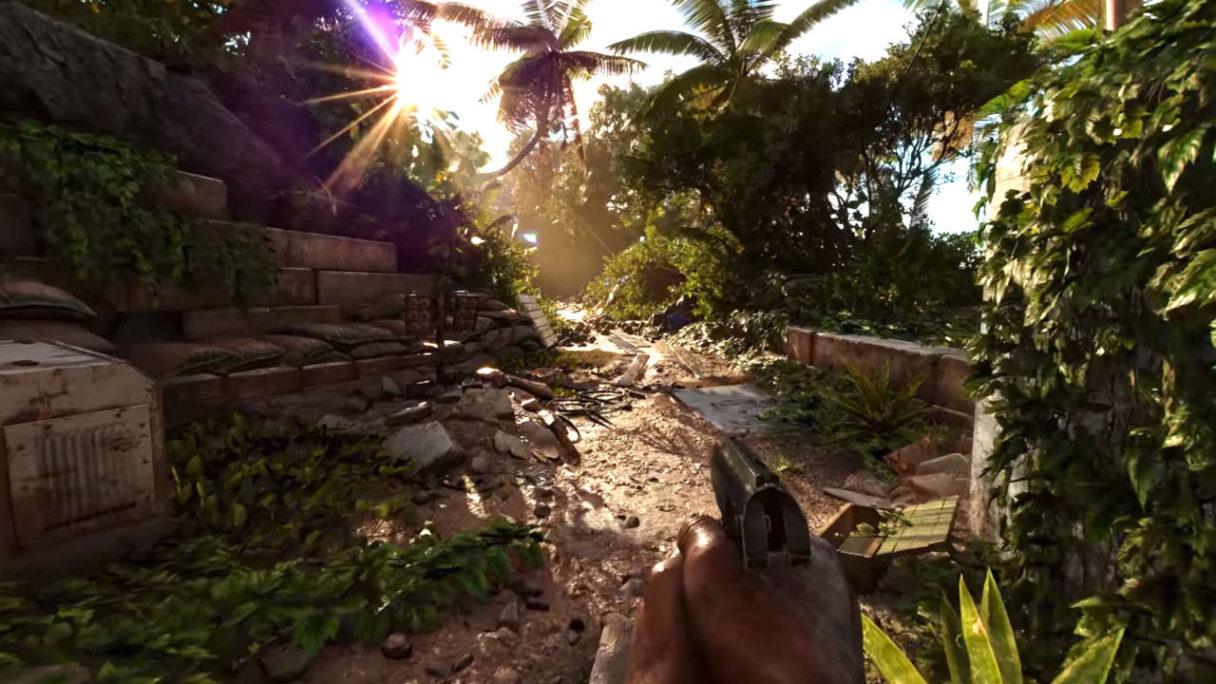 Far Cry 6 - 4K ultra - PG