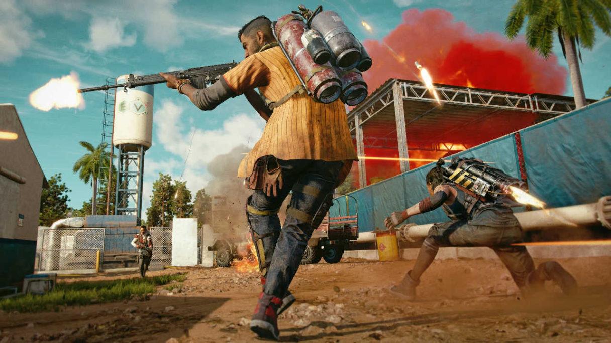 Far Cry 6 - Dani i Dani walczą - PG