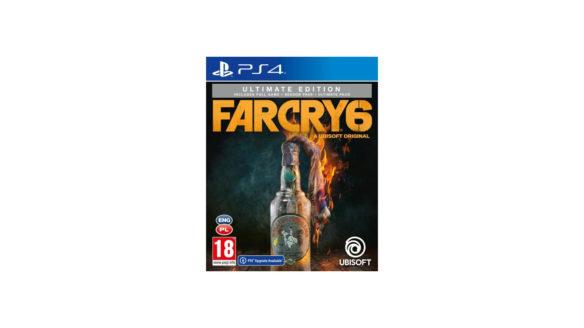 Far Cry 6 - Edycja Ultimate PS4