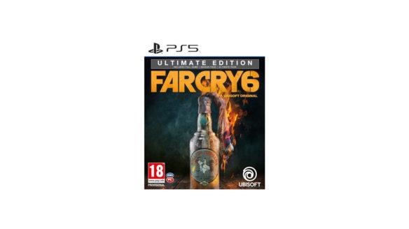 Far Cry 6 - Edycja Ultimate PS5