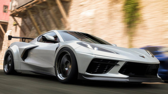 Forza Horizon 5 - sportowy samochód - PG