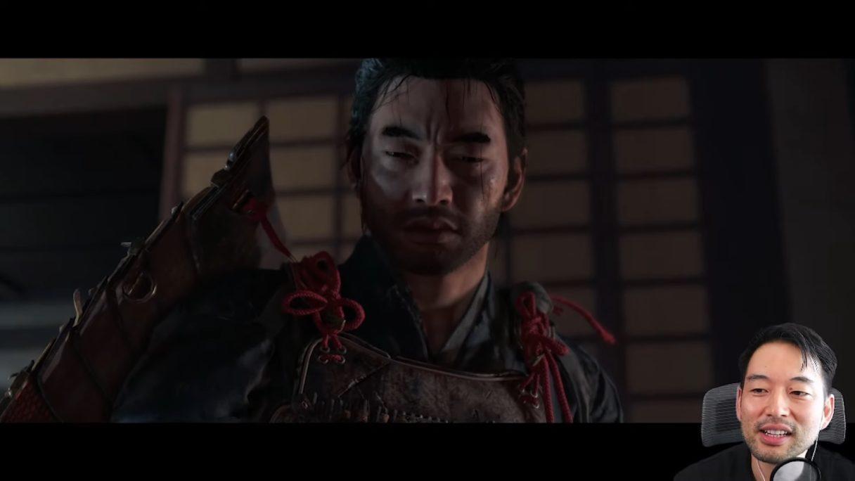 Ghost of Tsushima aktor