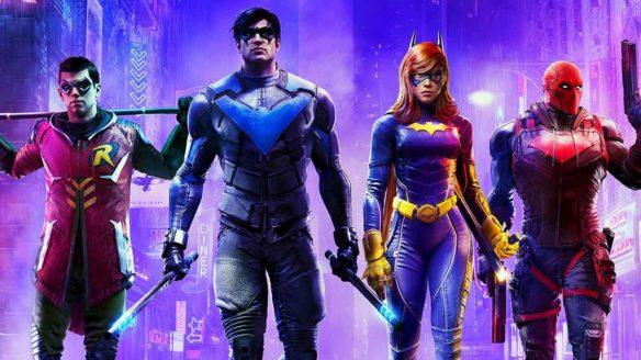 Gotham Knights - grafika