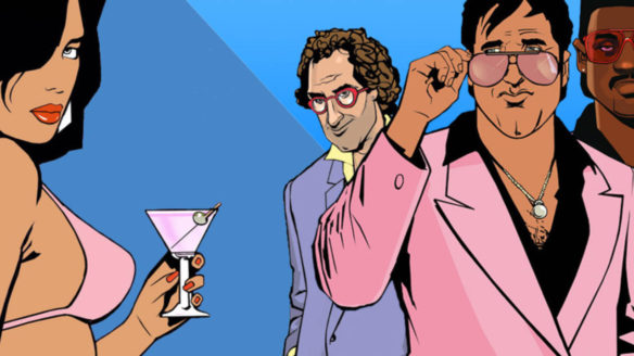 GTA The Trilogy The Definitive Edition - Vice City - PG
