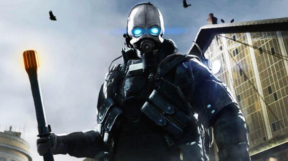 Half-Life 2 - żołnierz