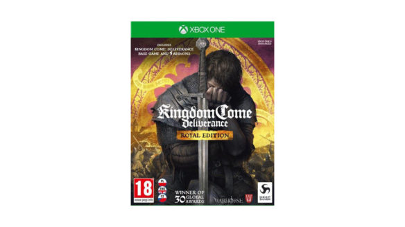 Kingdom Come Deliverance Royal Edition Xbox