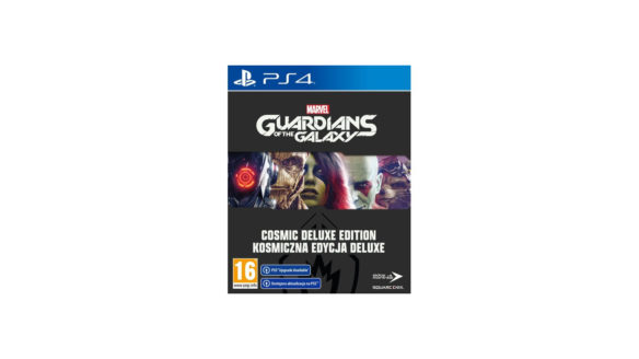 Marvel's Guardians of the Galaxy - Kosmiczna Edycja Deluxe PS4